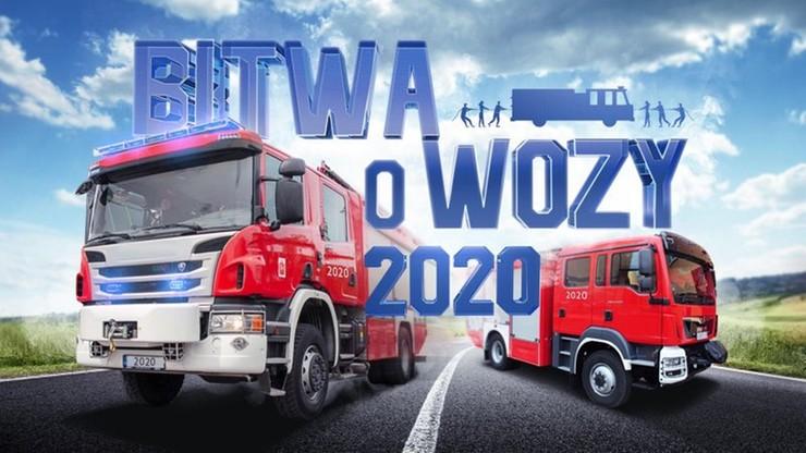 Ministerstwo rozda wozy strażackie. Otrzymają je gminy z najwyższą frekwencją w wyborach