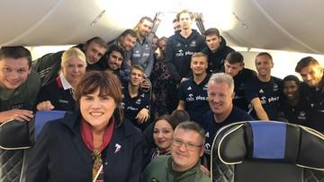 Premier wysyłał rządowy samolot po siatkarzy, którzy utknęli na lotnisku w Amsterdamie