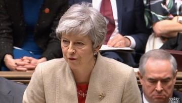 May: to ostatnia okazja, by zagwarantować brexit