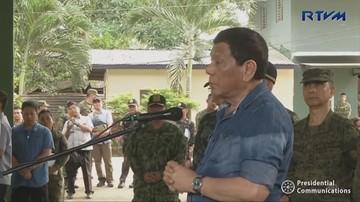 Zamiast Filipin - Maharlika. Prezydent chce zmienić nazwę kraju