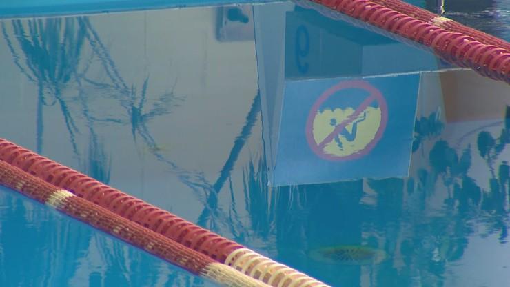 Trwa wyjaśnianie okoliczności wypadku 12-latki na basenie. Mogła zawinić pompa