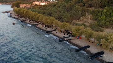 Największa od trzech lat fala migrantów dociera do Grecji