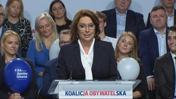 Kidawa-Błońska: obniżymy składki na ZUS małym firmom