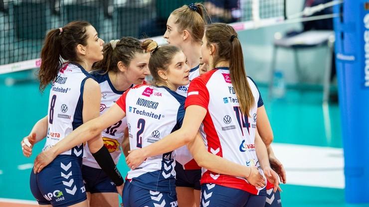 TAURON Liga: Grot Budowlani Łódź - Polskie Przetwory Pałac Bydgoszcz. Transmisja w Polsacie Sport