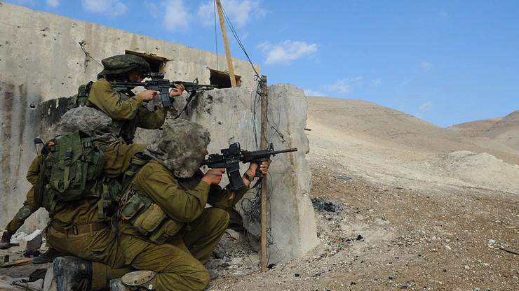 Izraelski nalot w Strefie Gazy. Odwet za palestyńskie rakiety