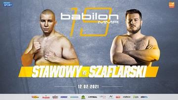 Babilon MMA 19: Poznaliśmy bohaterów walki wieczoru
