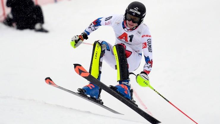 Alpejski PŚ: Noel przed Hirscherem w slalomie Kitzbuehel