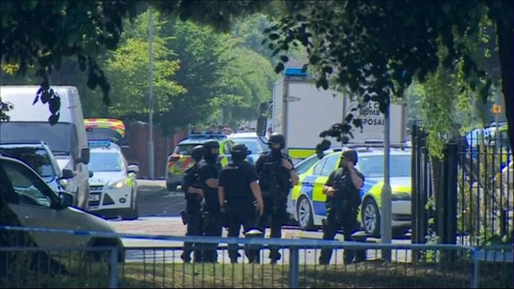 Fałszywy alarm w Manchesterze postawił na nogi policję i wojsko
