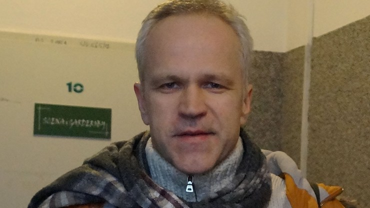 Radosław Pazura zaszczepił się przeciw koronawirusowi poza kolejnością