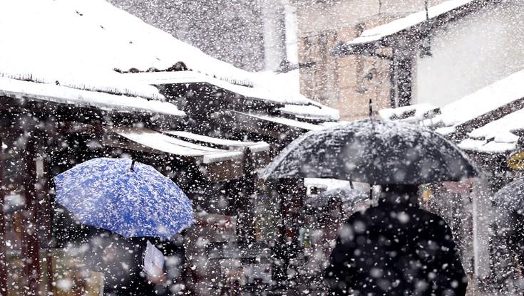 Słońce i deszcz, w górach śnieżyce. Pogoda na środę