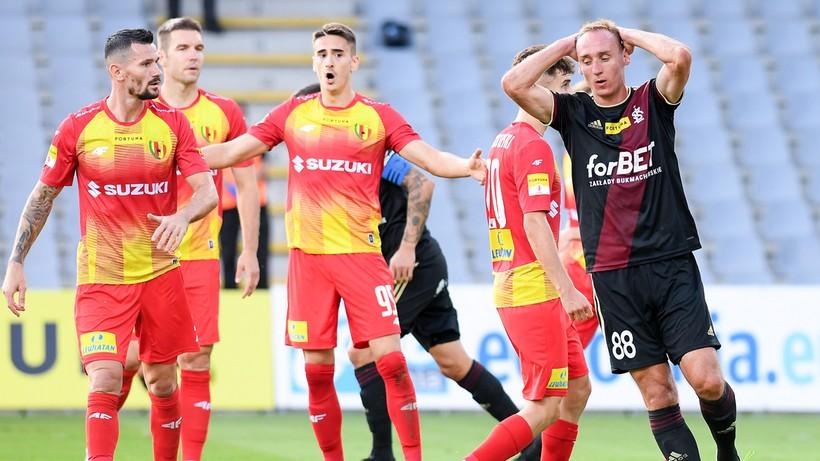 Fortuna 1 Liga: Korona z kompletem punktów, Stomil bez żadnego