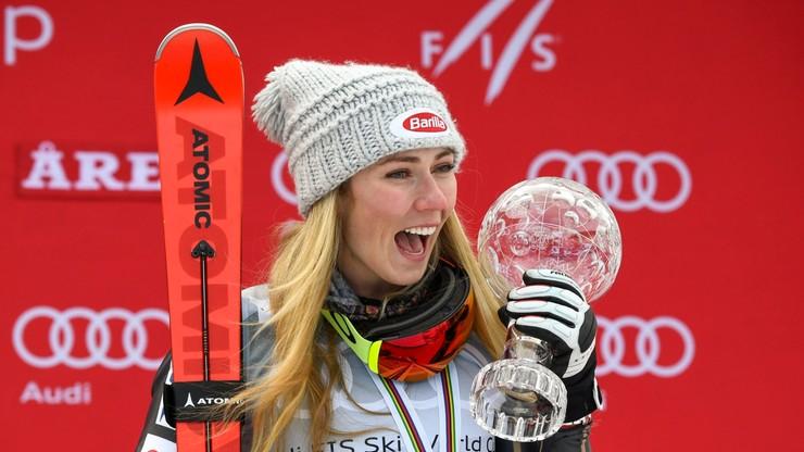 Alpejski PŚ: Shiffrin wygrała ostatni slalom w sezonie