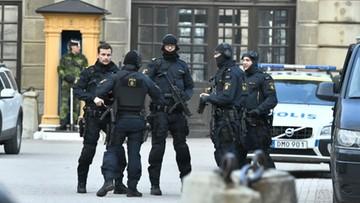 Sztokholm: ranny kierowca ciężarówki, który chciał powstrzymać porwanie i atak