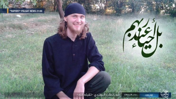 Uciekł do ISIS. Historia Jakuba Jakusa, polskiego dżihadysty