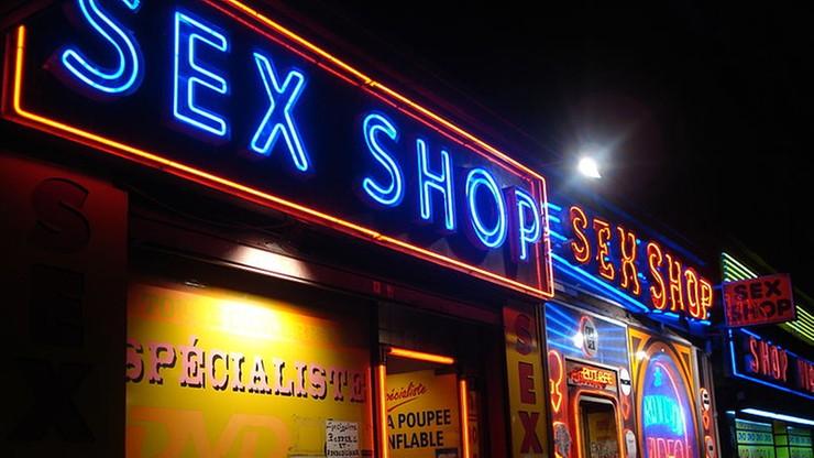 Sześć lat więzienia za napad na sex shop