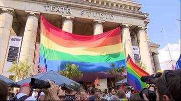"""Wicemarszałek apeluje o uchylenie deklaracji o LGBT. """"Stracimy miliardy euro"""""""