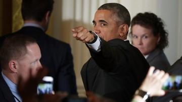 Obama apeluje do donatorów o poparcie dla Clinton