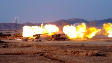 Korea Płn. rozpoczęła ćwiczenia wojskowe z ostrą amunicją