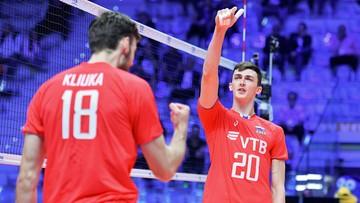 Liga Narodów siatkarzy 2021: Rosja – Kanada. Relacja i wynik na żywo
