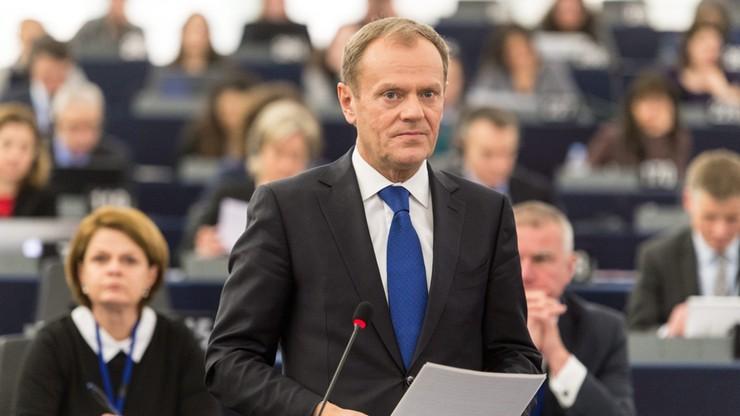Tusk: UE ma dwa miesiące, by opanować kryzys migracyjny