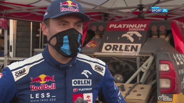 Wypowiedzi Przygońskiego, Gottschalka i Prokopa po 11. etapie Rajdu Dakar