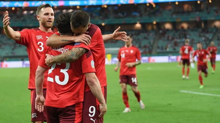 Euro 2020: Szwajcaria - Turcja. Pewne zwycięstwo Helwetów