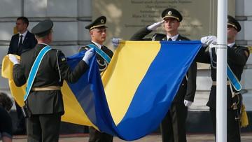 """Dzień Niepodległości Ukrainy. """"Wywalczyliśmy niepodległość intelektem, potem i krwią"""""""