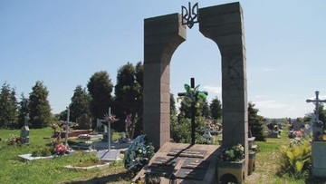 Ukraina żąda od Polski odbudowania pomnika UPA