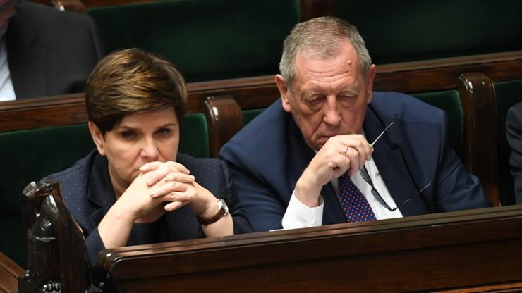Szyszko do przeciwników cięć w Puszczy Białowieskiej: podpiszcie deklarację odpowiedzialności
