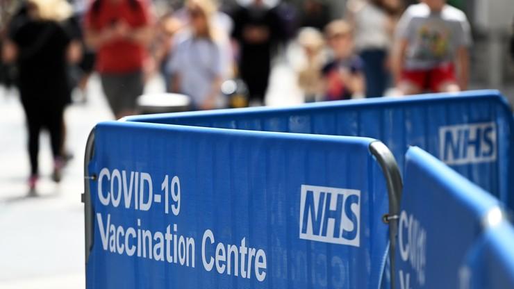Wielka Brytania. Uniwersytet w Sussex rozlosuje nagrodę 5 tys. funtów dla zaszczepionych studentów