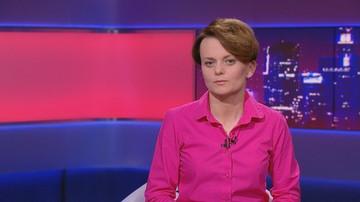 Emilewicz: premier nie mówił, że jutro mam się spodziewać jakichś niespodzianek
