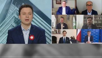 """Dera: 10 maja wybory trudne do przeprowadzenia. """"Śniadanie w Polsat News"""""""