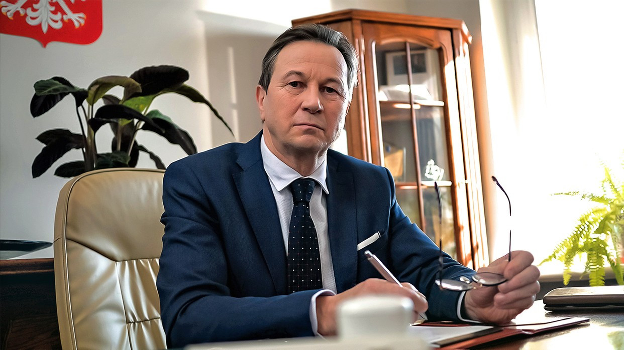 Piotr Cyrwus w obsadzie serialu Pierwsza miłość - Polsat.pl