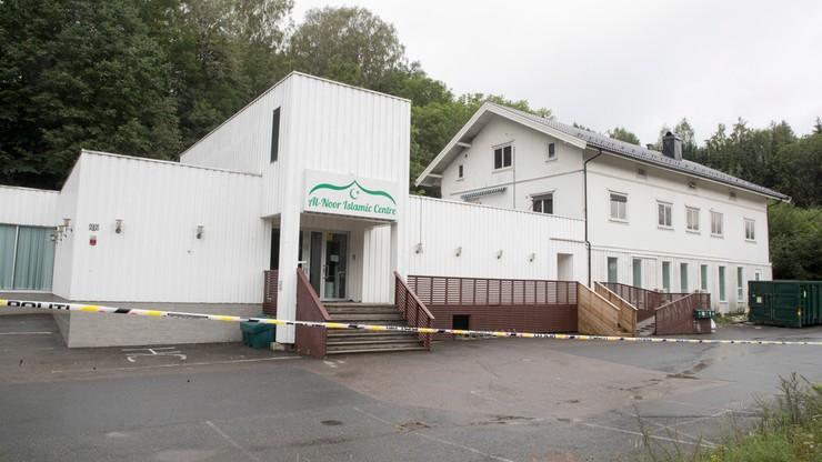 Norwegia: podejrzany o strzały w meczecie nie przyznaje się do winy