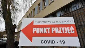Koronawirus w Polsce. Ponad 30 tys. ofiar