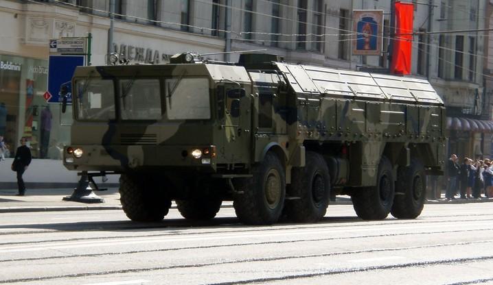 """""""Agresywna militarna poza"""". NATO krytykuje rozmieszczenie rosyjskich rakiet w obwodzie kaliningradzkim"""