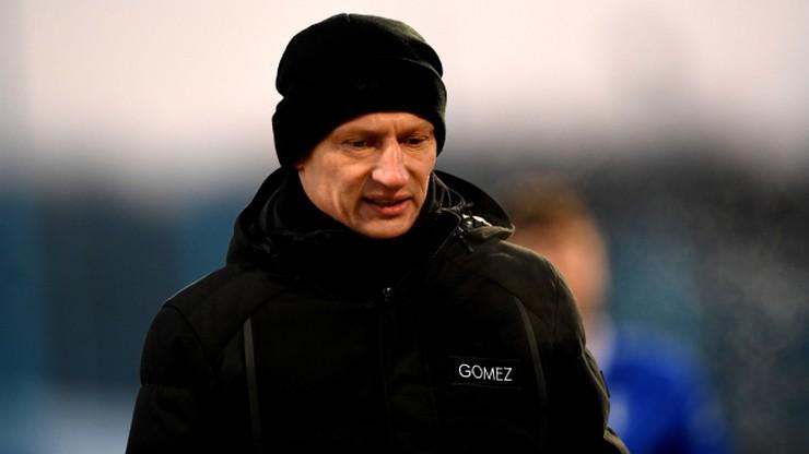 Dariusz Żuraw: Nie jestem gorszym trenerem niż kilka miesięcy temu, kiedy zachwycaliście się Lechem Poznań