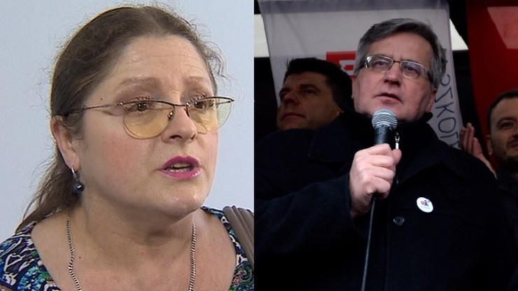 Pawłowicz odpowiada Komorowskiemu na słowa o czmychaniu z Sejmu i przywołuje kibiców