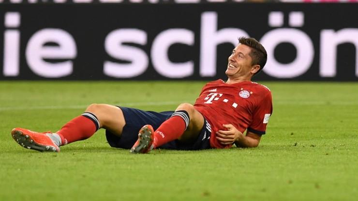 """""""Kosmiczny"""" wynik meczu Bayernu. Mistrzowie Niemiec wygrali 20:2, gole Lewandowskiego"""
