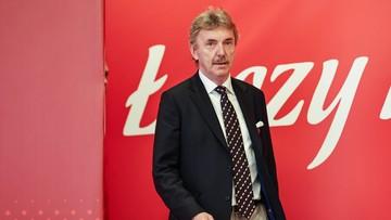 Zbigniew Boniek gościem studia Ligi Mistrzów