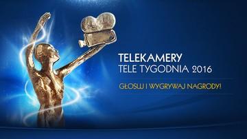 """Telekamery 2016. Gawryluk, Sykut-Jeżyna i Borek nominowani. Wśród programów """"Twoja Twarz Brzmi Znajomo"""""""