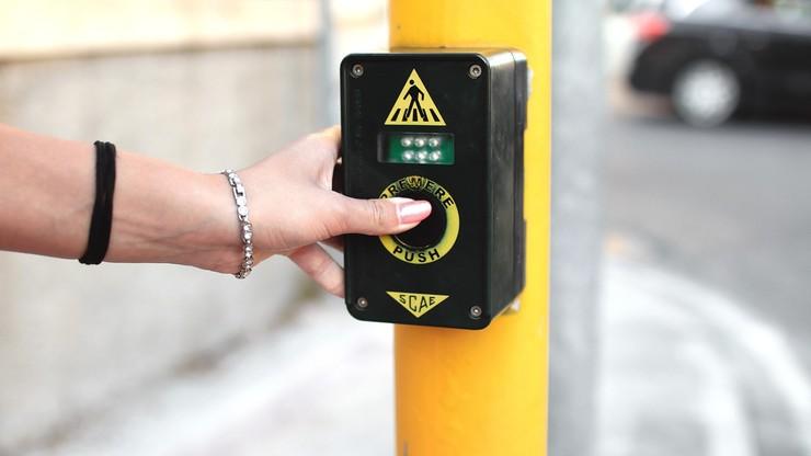 Przejścia dla pieszych w Polsce coraz bardziej niebezpieczne