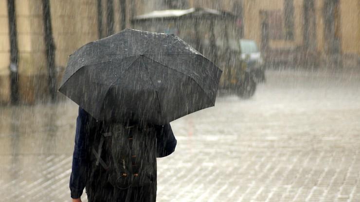 Deszcz i silny wiatr. Pogoda na piątek, 2 października