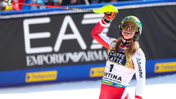 Alpejskie MŚ: Podwójnie złota Katharina Liensberger