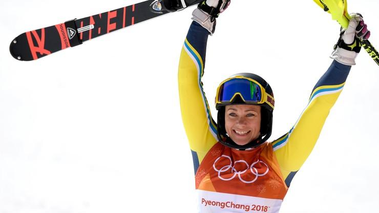 Pjongczang 2018: Szwedka Hansdotter najlepsza w slalomie