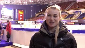 Natalia Maliszewska: Łyżwy chowam do szafy