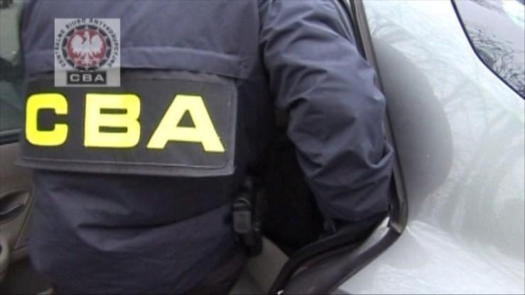 Zatrzymania CBA ws. wyłudzania unijnych dotacji. Dwie osoby trafiły do aresztu