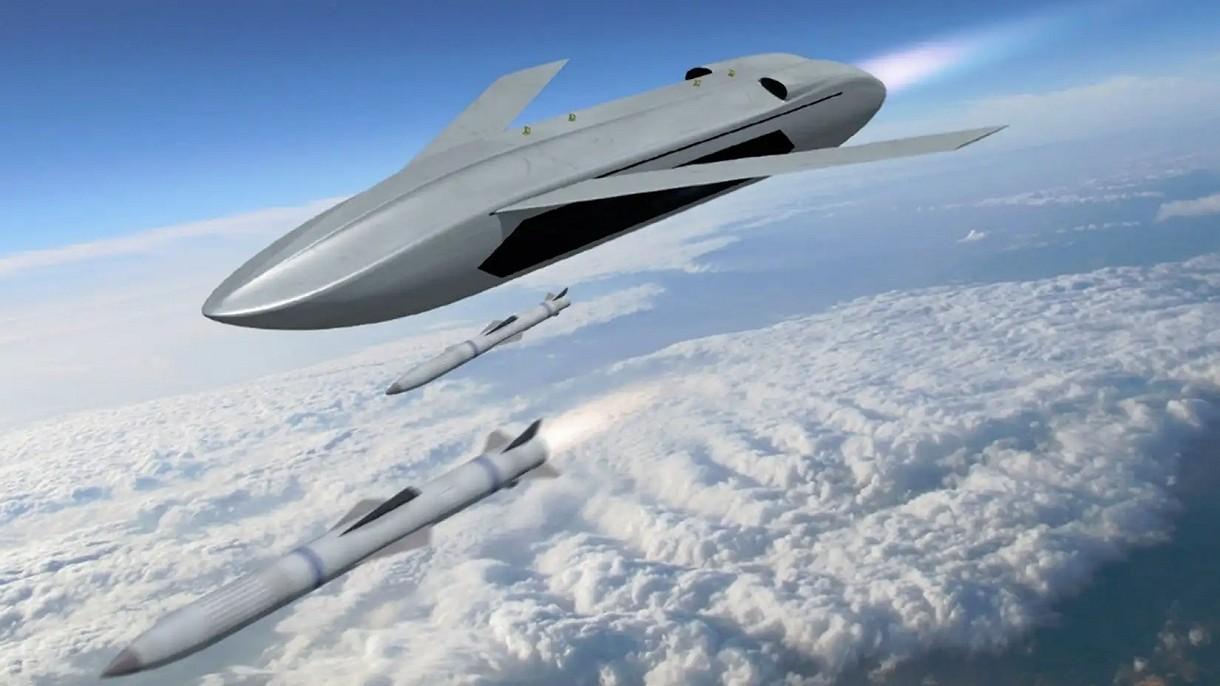 Samoloty w samolotach. Bombowce USA będą zrzucały uzbrojone drony