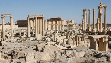 Dżihadyści otoczyli Palmyrę w Syrii