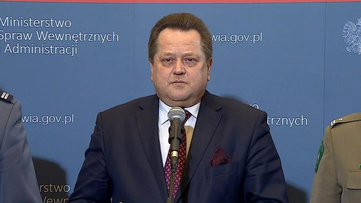 Zieliński: służby gotowe na szczyt NATO i Światowe Dni Młodzieży